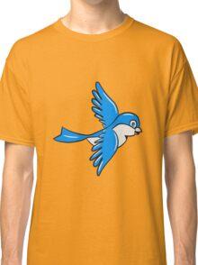 Vogel fliegen süss klein  Classic T-Shirt