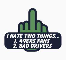 Seattle - Hate 2 Things... by jacksboston
