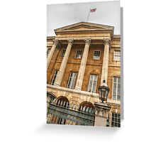 Building in London Greeting Card