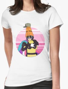 Cone Daddy's in Town Womens Fitted T-Shirt