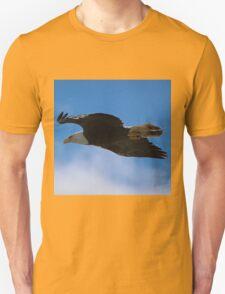 Bald Eagle Gliding T-Shirt