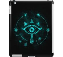 The Eye Of The Shadows iPad Case/Skin