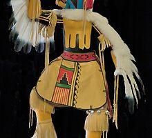 Eagle Kachina Dancer by phil decocco