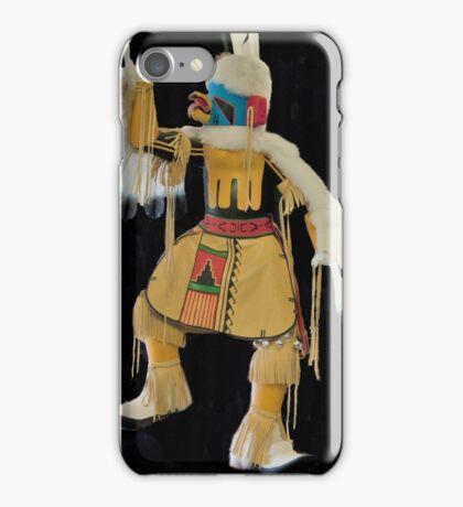 Eagle Kachina Dancer iPhone Case/Skin