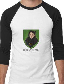 Lady Lyanna of the House Mormont Men's Baseball ¾ T-Shirt