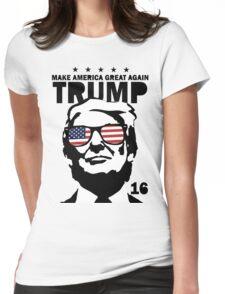 Donald Trump Make America Great Again Shirt Womens Fitted T-Shirt