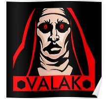 Valak The Conjuring Poster