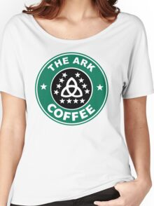 The Ark Coffee Women's Relaxed Fit T-Shirt