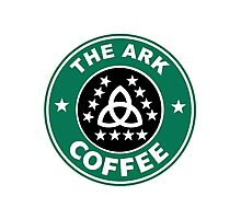 The Ark Coffee Photographic Print