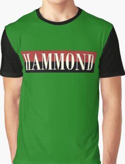 Vintage Hammond Graphic T-Shirt