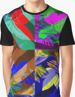 Psychedelic Panels  Graphic T-Shirt