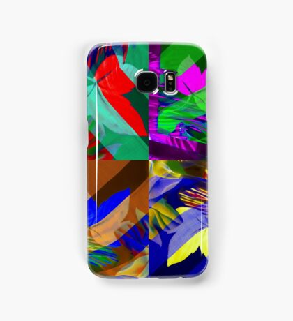 Psychedelic Panels  Samsung Galaxy Case/Skin