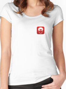 Someonew Logo Women's Fitted Scoop T-Shirt