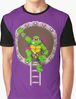 TURTLES IN TIME - DONATELLO Graphic T-Shirt