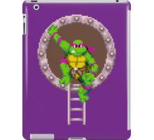 TURTLES IN TIME - DONATELLO iPad Case/Skin