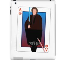 Star Wars Playing Card iPad Case/Skin