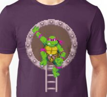 TURTLES IN TIME - DONATELLO Unisex T-Shirt