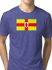 Northern Ireland Flag of Ulster  Tri-blend T-Shirt