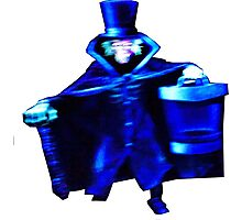 The Hatbox Ghost Photographic Print