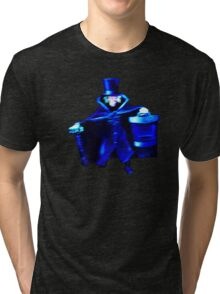 The Hatbox Ghost Tri-blend T-Shirt