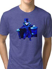 The Hatbox Ghost Tri-blend T-Shirt