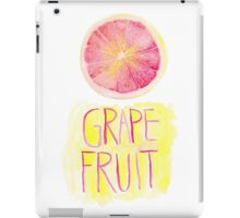 Grapefruit by VIXTOPHER iPad Case/Skin