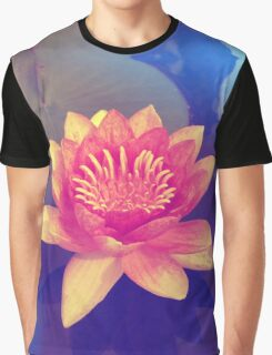 Secret Garden | Water lily Graphic T-Shirt