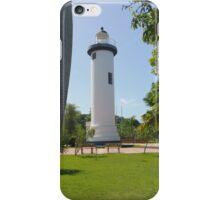 Lighthouse Rincon Puerto Rico  iPhone Case/Skin