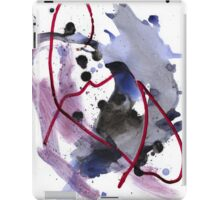 Oil and Water #101 iPad Case/Skin
