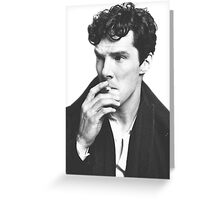 Cumberbatch Greeting Card