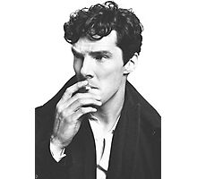 Cumberbatch Photographic Print