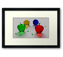 Feel Good Fashion & Living® by Marijke Verkerk Design Framed Print