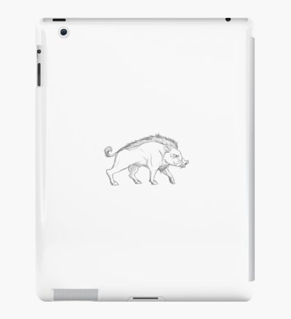 House Crakehall Falcon Graphic Drawing (Game of Thrones) iPad Case/Skin