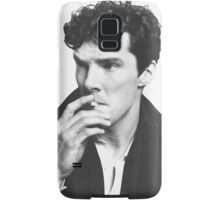 Cumberbatch Samsung Galaxy Case/Skin
