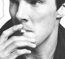 Cumberbatch Sticker