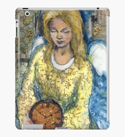 angelic time iPad Case/Skin