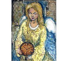 angelic time Photographic Print