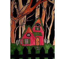 The Witch's House Photographic Print