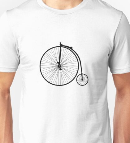 Hi wheeler Unisex T-Shirt
