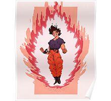 Goku Kaioken  Poster