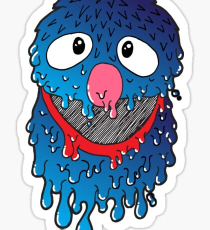 Melty Friend, Grover Sticker