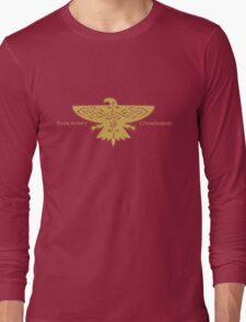 Ilvermorny Thunderbird House Logo Long Sleeve T-Shirt
