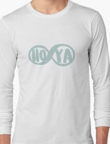 Infinite Hoya Long Sleeve T-Shirt