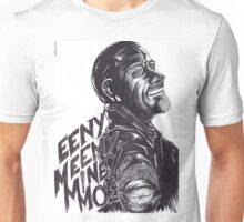 "Negan : ""EenyMeenyMineyMoe"" Unisex T-Shirt"