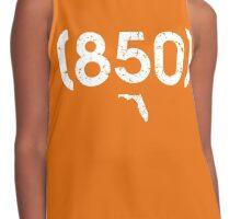 Area Code 850 Florida Contrast Tank