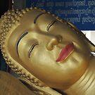 Facing Buddha by mikequigley