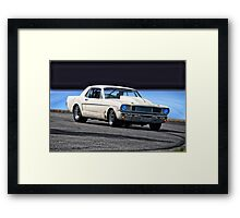 1966 Mus 'Tang Thang' Coupe Framed Print