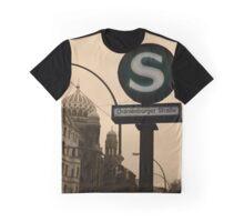 berlin city, oranienburger street Graphic T-Shirt