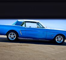 1965 Ford Mustang Convertible I by DaveKoontz