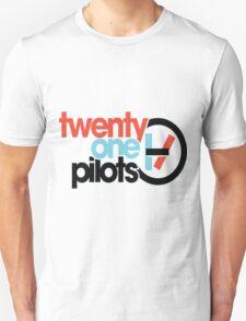 Twenty One Pilots 21 Pilots Logo Unisex T-Shirt
